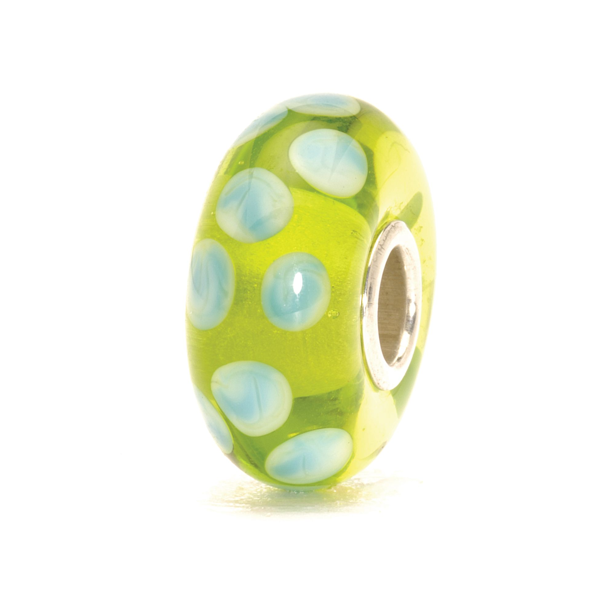 Turquoise Green Glass bead