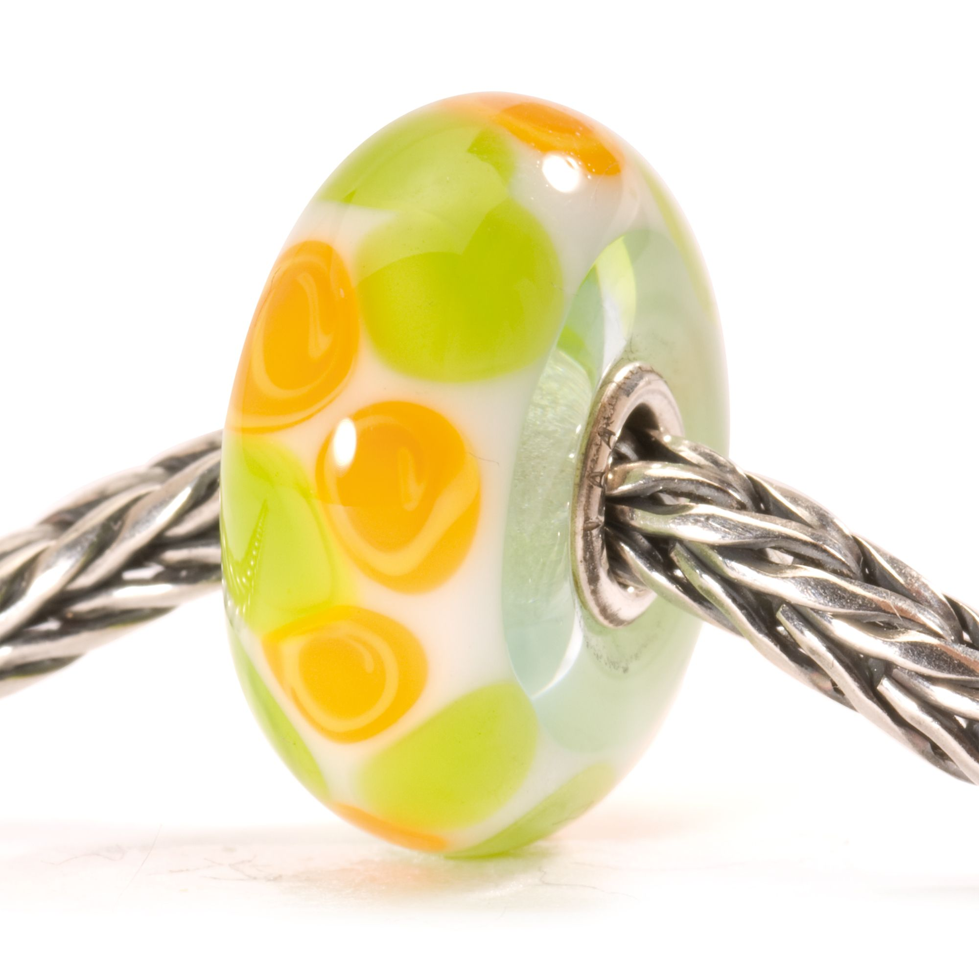 Buttercup Glass Bead