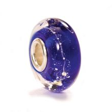 Trollbeads Milky Way glass charm bead