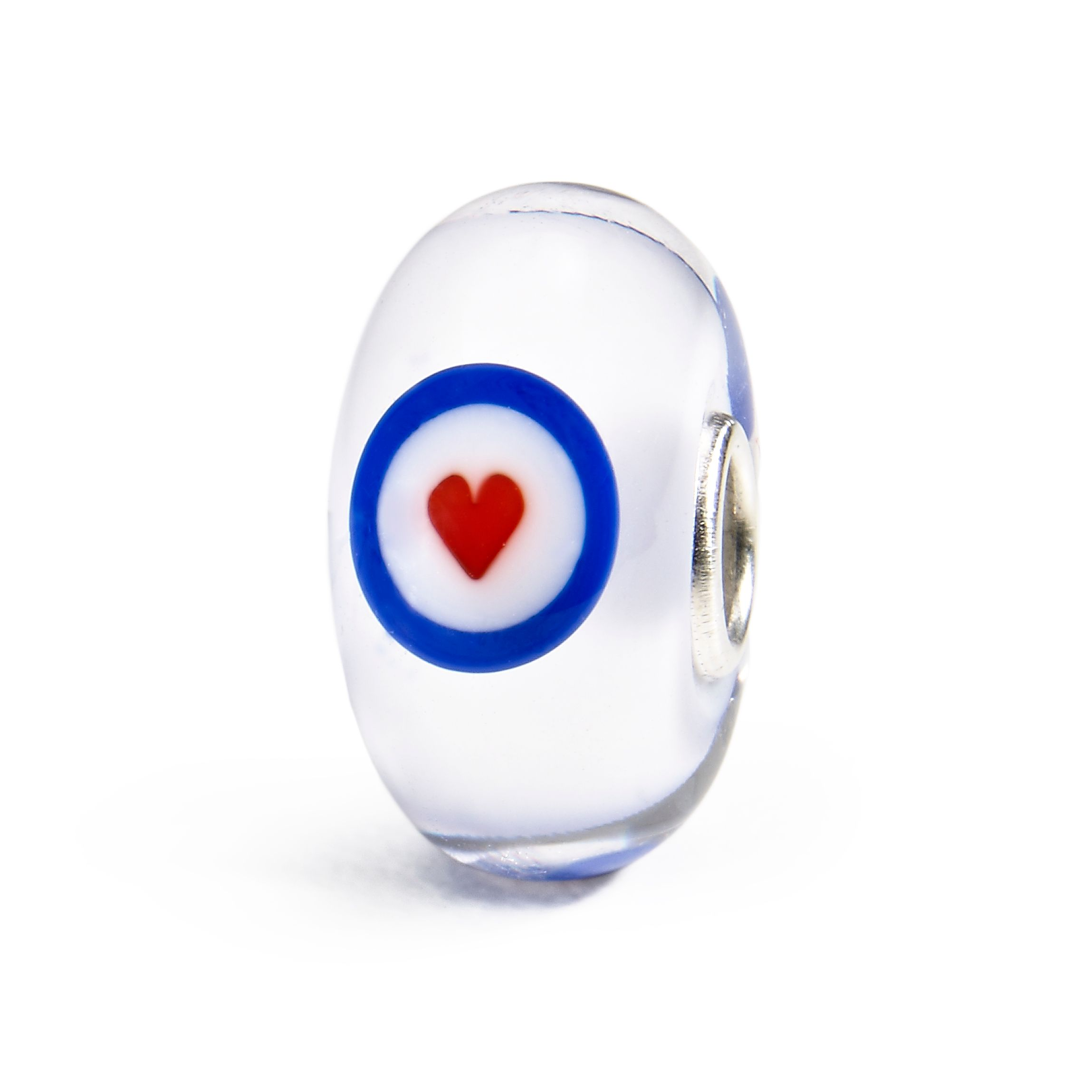 RAF Benevolent Fund Heart charm