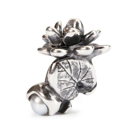 Trollbeads Water lilies of July Bead