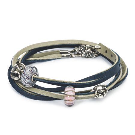 Trollbeads Leather bracelet