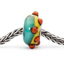 Trollbeads Hopeful poppies
