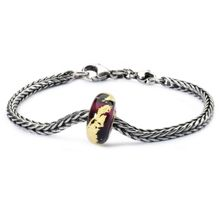 Trollbeads New beginnings purple bracelet