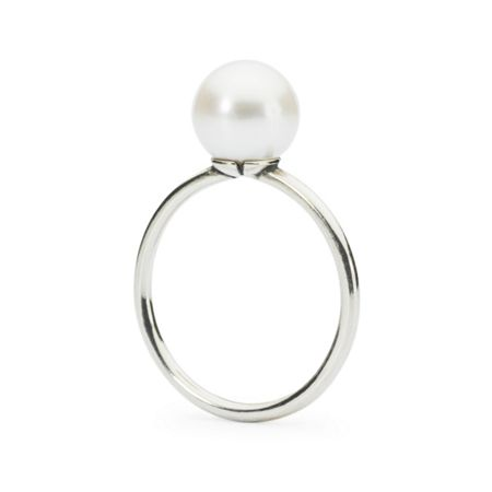 Trollbeads The White Pearl Ring 53