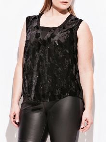 Plus Size Summit Top