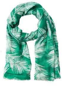 Women casual printed scarf