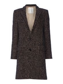 Florenzin Tweed Coat