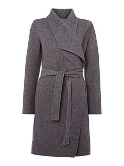Timeless Belted Wool Coat