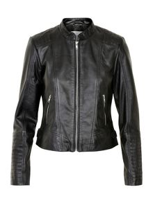 Casual Leather Jacket