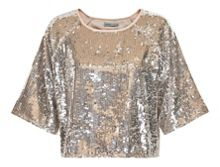 Soaked in Luxury Sparkle Top