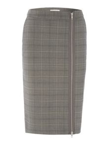 Part Two Pencil Skirt In A Light Stretch Fabric