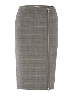 Pencil Skirt In A Light Stretch Fabric