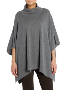 Part Two Soft Cashmere Blend Poncho