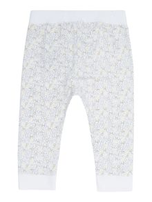 Babies Alphabet All Over Printed Trousers