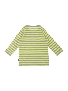 Boys long sleeved stripe t-shirt
