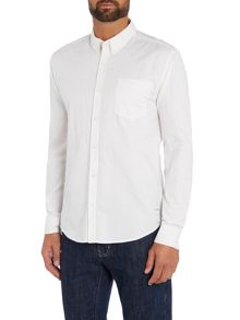 Classic Fit Long Sleeve Classic Collar Shirt
