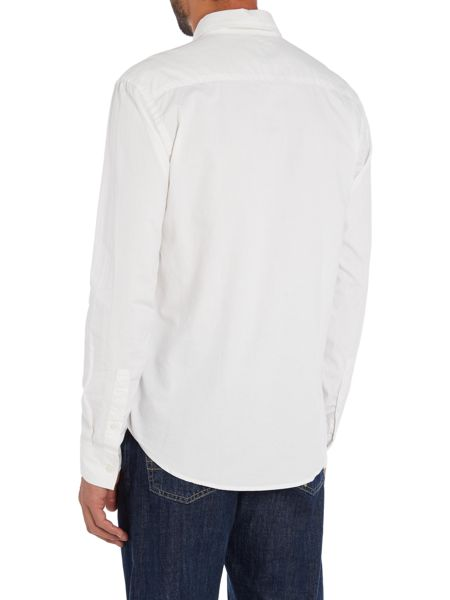 Only & Sons Classic Fit Long Sleeve Classic Collar Shirt