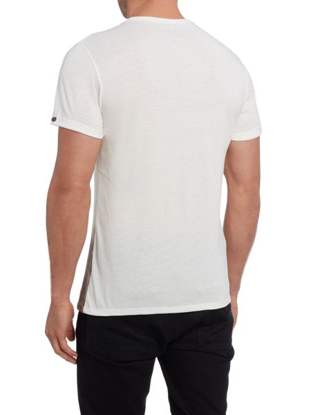 Blend Plain Crew Neck Regular Fit T-Shirt