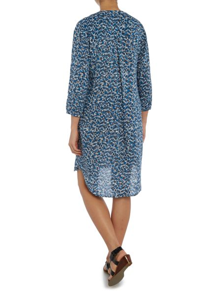 Part Two Stylish dress with an all-over print