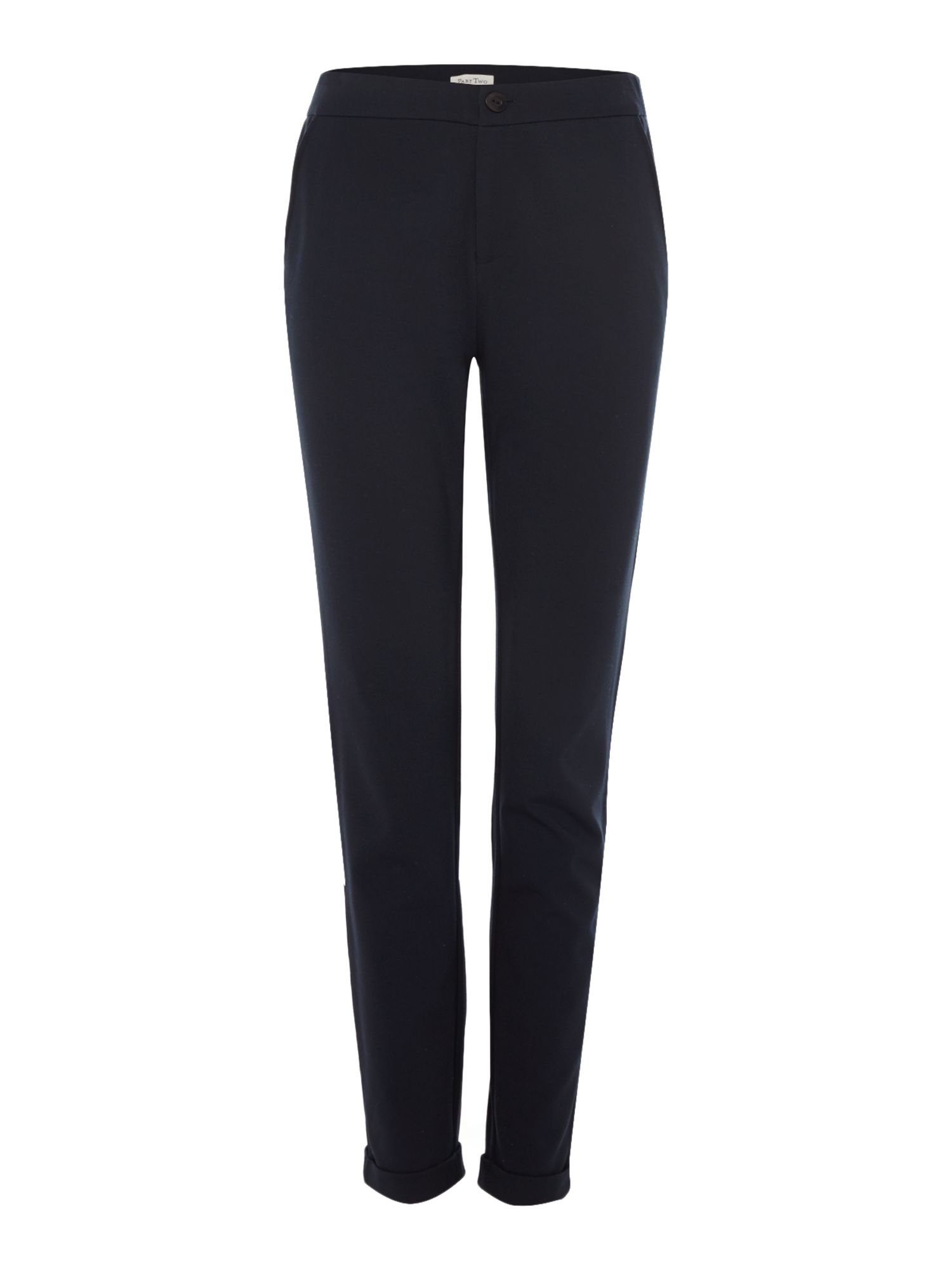 Part Two Part Two Regular fit pants, Navy