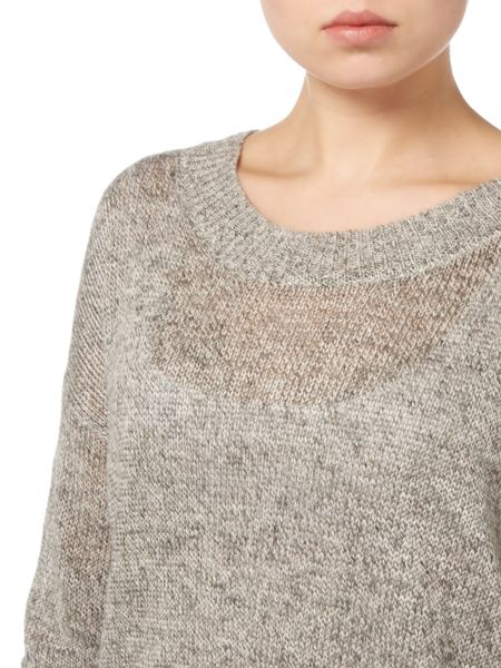Part Two Soft linen pullover
