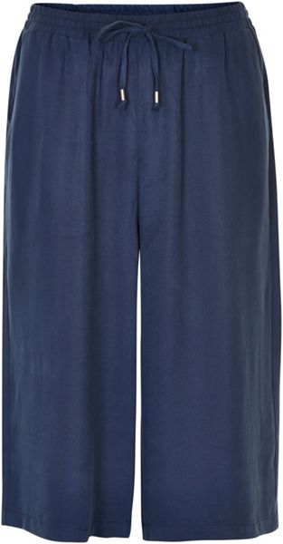 Soaked in Luxury Drawstring Culottes