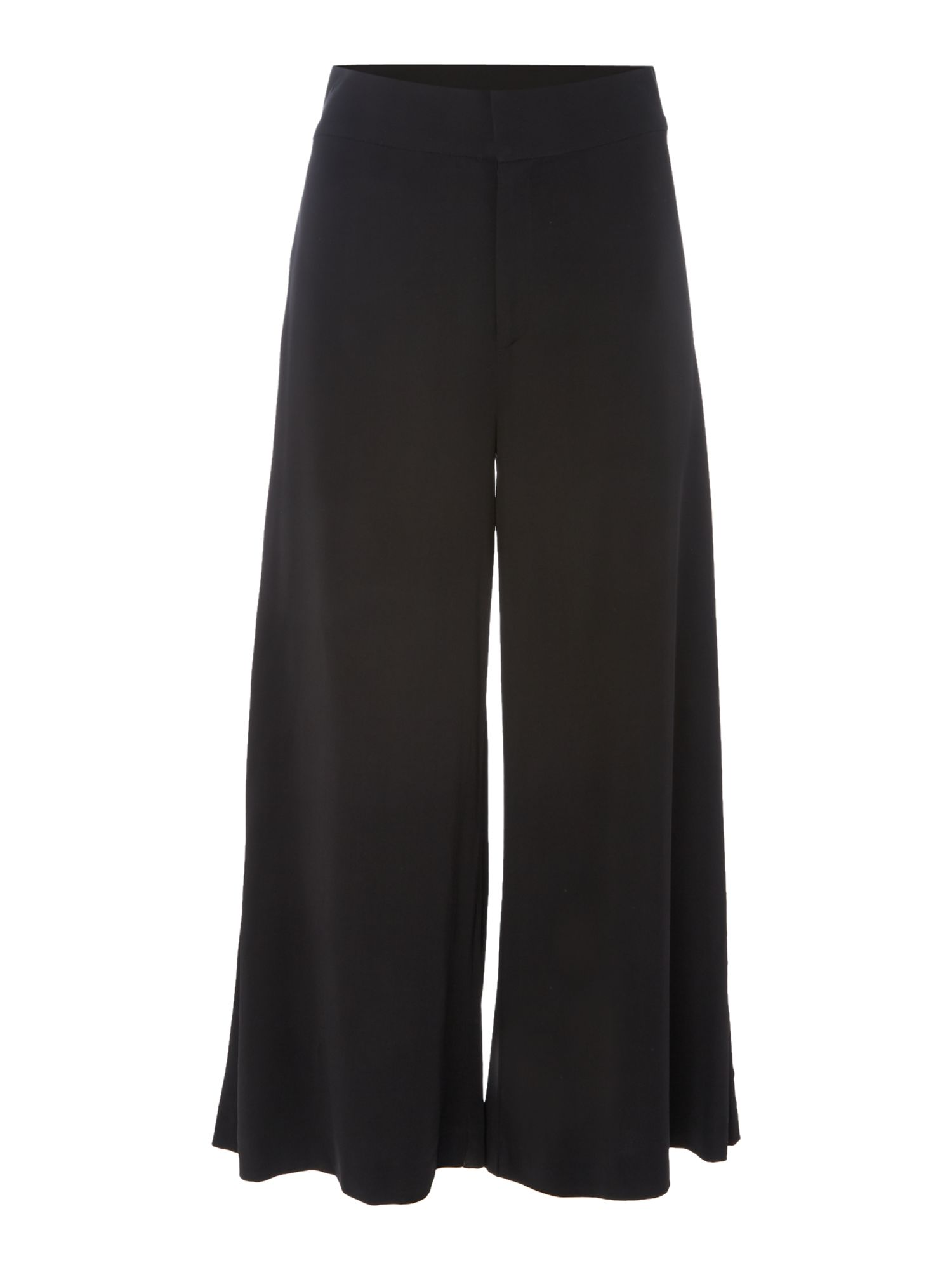 1940s Style Pants & Overalls- Wide Leg, High Waist InWear Dawn Culotte Pants £62.97 AT vintagedancer.com