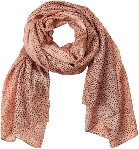 Soaked in Luxury Star Print Scarf
