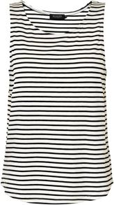 Soaked in Luxury Striped Sleeveless Top