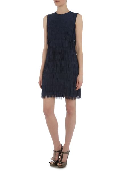 Part Two Charming fringe dress for fun summer ocassions