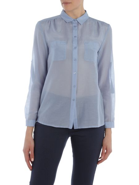 Part Two Elegant silk blend shirt