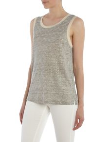 Part Two Femininetop in a soft knitted quality  .