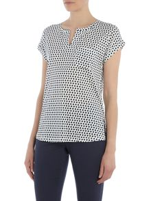 Part Two Top in a light cotton