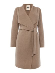 Part Two Beautiful soft wool crafted coat
