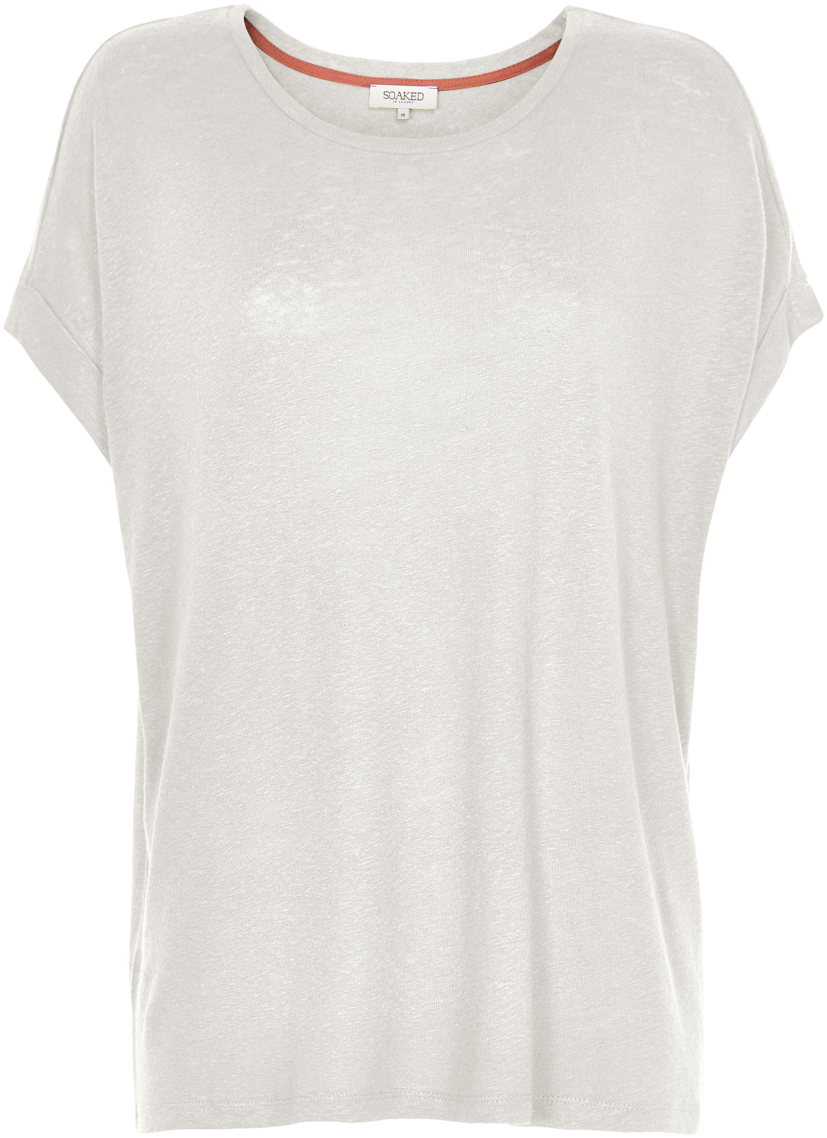 Soaked in Luxury Soaked in Luxury Oversized T-Shirt, White