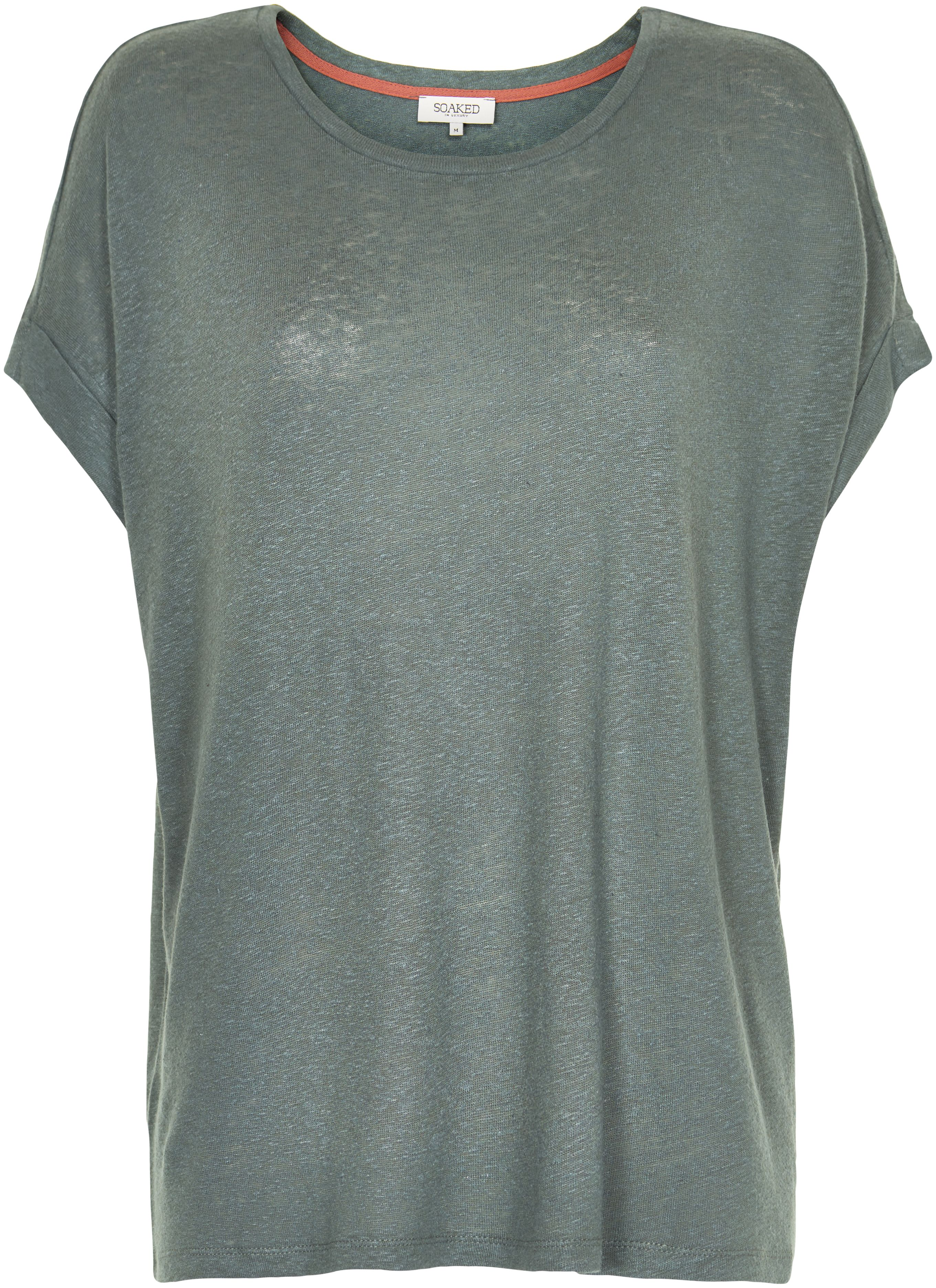 Soaked in Luxury Soaked in Luxury Oversized T-Shirt, Grey