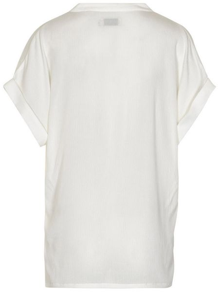 Soaked in Luxury Oversized V-Neck Top