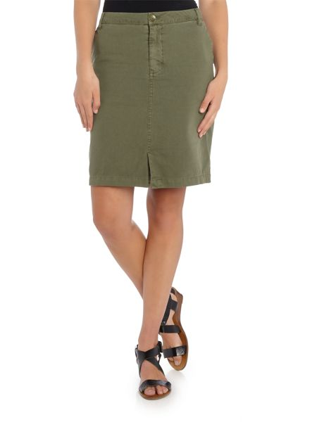 Part Two Casual skirt in a soft cotton
