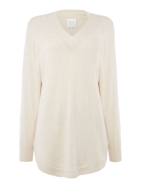 Part Two Relaxed fit pullover made from the softest cashme