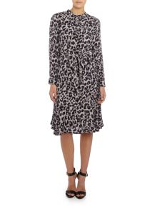 Part Two Animal print dress