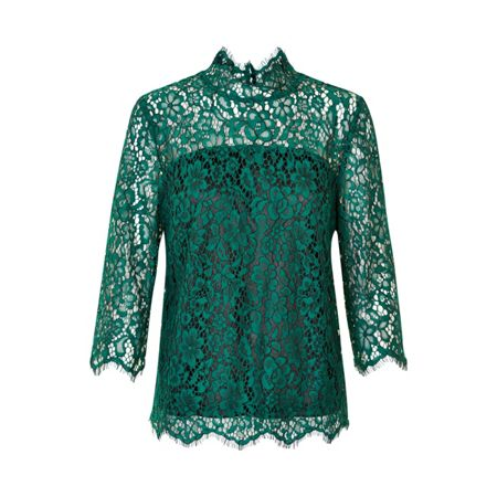 Soaked in Luxury Ava Lace Blouse