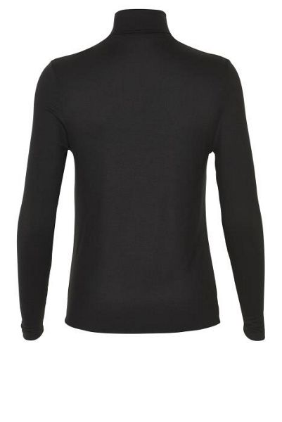Soaked in Luxury Slim-fit Turtleneck Top