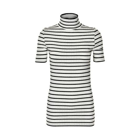 Soaked in Luxury Rina Striped Tee