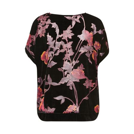 Soaked in Luxury Floral print top
