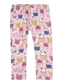 Girls cupcake trousers