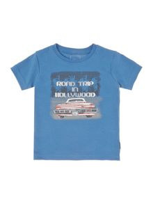 Boys road trip to Hollywood tee
