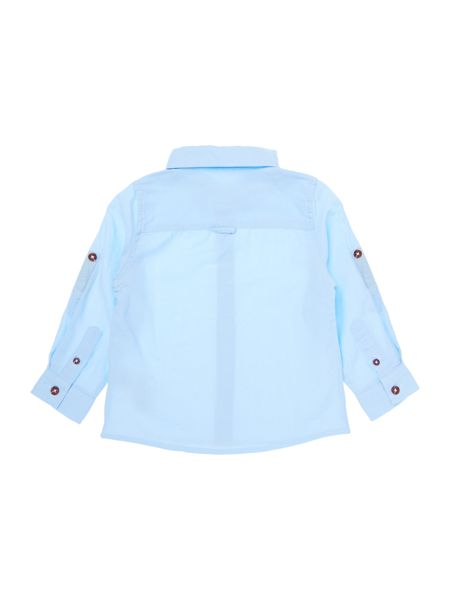 name it Boys Long Sleeved Shirt