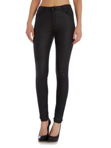 Vero Moda Super Slim Smooth Coated Jeggings