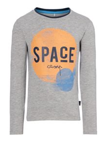 Boys Space logo top